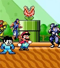 Play Super Mario Crossover 3 Game