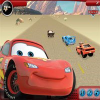 Play Cars Desert Dash Game