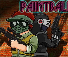 Play Paintball War Game