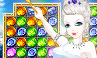 Play Snow Queen Mobile Game