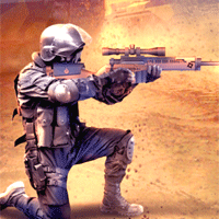 Play Ghost Sniper Game